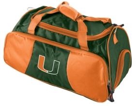 Miami Hurricanes Gym Bag