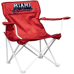 Miami (OH) Redhawks Tailgating Chair