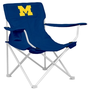 Michigan Wolverines Tailgating Chair
