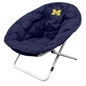 Michigan Wolverines Sphere Chair