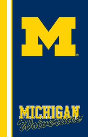 Michigan Wolverines Ultra Soft Blanket