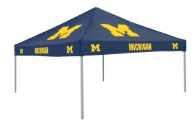 Michigan Wolverines Tailgate Tent