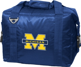 Michigan Wolverines 12 Pack Cooler