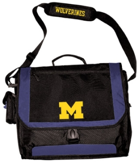 Michigan Wolverines Commuter Bag