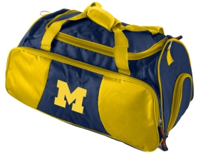 Michigan Wolverines Gym Bag