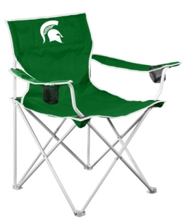 Michigan State Spartans Deluxe Chair
