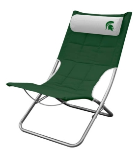 Michigan State Spartans Lounger Chair