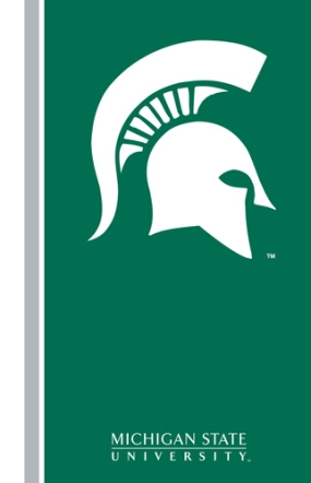 Michigan State Spartans Ultra Soft Blanket