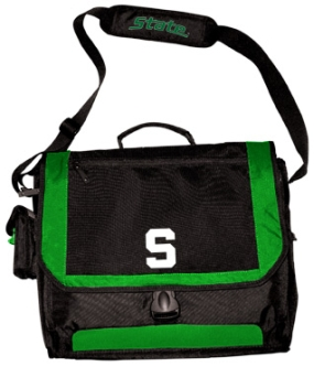 Michigan State Spartans Commuter Bag