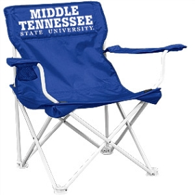 Middle Tennessee State Blue Raiders Tailgating Chair