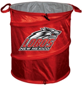 New Mexico Lobos Trash Can Cooler