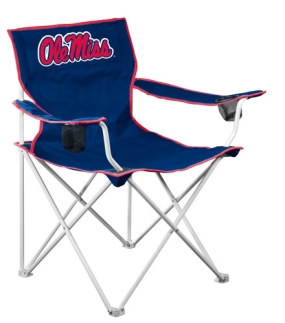 Mississippi Rebels Deluxe Chair