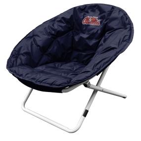 Mississippi Rebels Sphere Chair