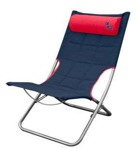 Mississippi Rebels Lounger Chair