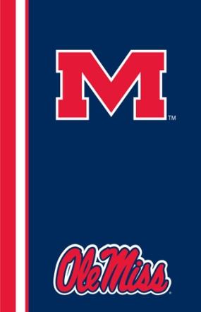 Mississippi Rebels Ultra Soft Blanket