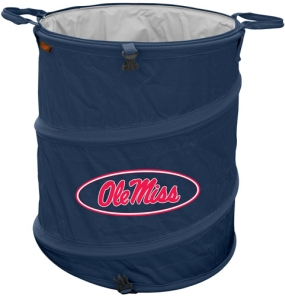 Mississippi Rebels Trash Can Cooler