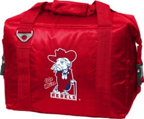 Mississippi Rebels 12 Pack Cooler