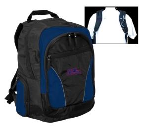 Mississippi Rebels Backpack