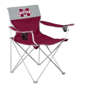 Mississippi State Bulldogs Big Boy Tailgating Chair