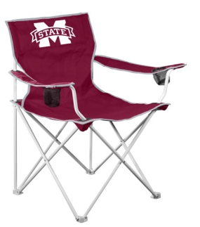 Mississippi State Bulldogs Deluxe Chair