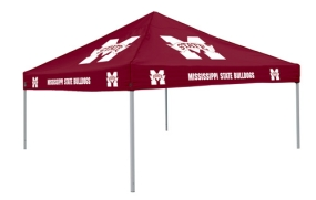 Mississippi State Bulldogs Tailgate Tent