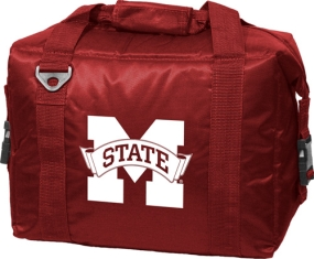 Mississippi State Bulldogs 12 Pack Cooler