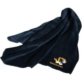 Missouri Tigers Fleece Throw Blanket