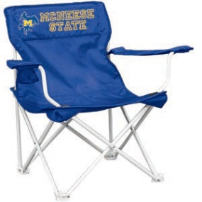 McNeese State Cowboys Tailgating Chair