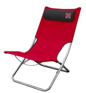 Nebraska Cornhuskers Lounger Chair