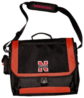 Nebraska Cornhuskers Commuter Bag