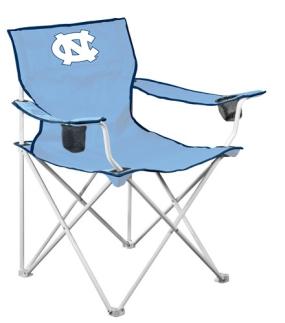 UNC Tar Heels Deluxe Chair
