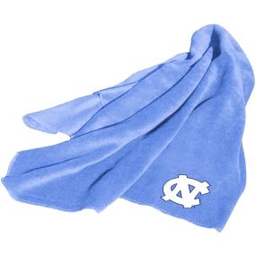 North Carolina Tar Heels Fleece Throw Blanket