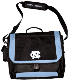 North Carolina Tar Heels Commuter Bag