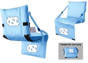 North Carolina Tar Heels Tri-Fold Stadium Seat