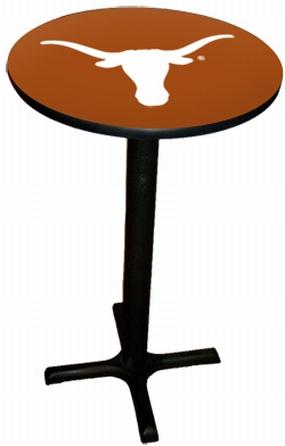 Texas Longhorns Pub Table