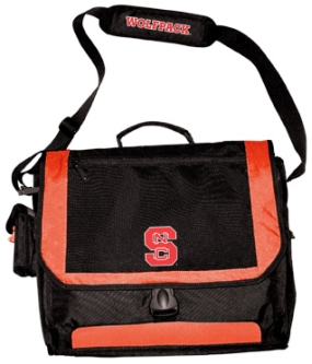 N.C. State Wolfpack Commuter Bag