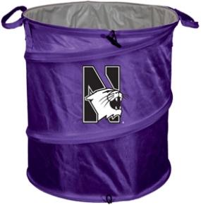 Northwestern Wildcats Trash Can Cooler