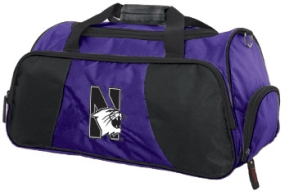 Northwestern Wildcats Gym Bag