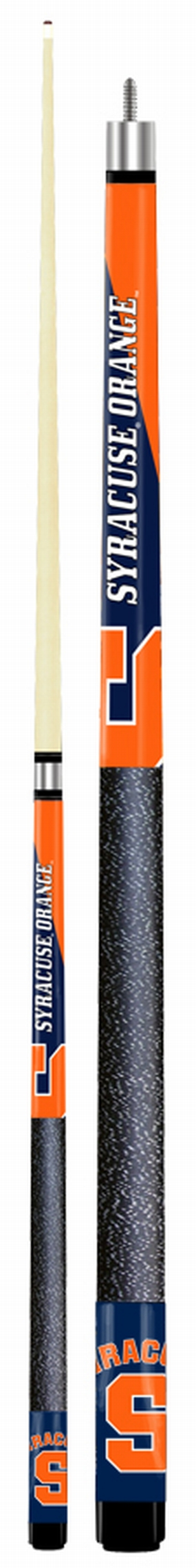 Syracuse University Two-Piece Players Brand Billiard Cue