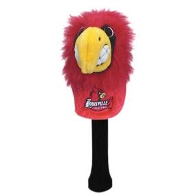 Louisville Cardinals Mascot Headcover