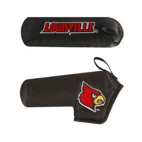 Louisville Cardinals Blade Putter Cover