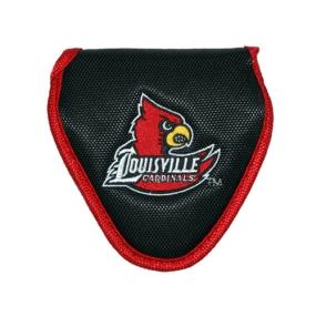 Louisville Cardinals Mallet Putter Cover
