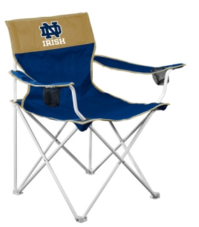 Notre Dame Fighting Irish Big Boy Tailgating Chair