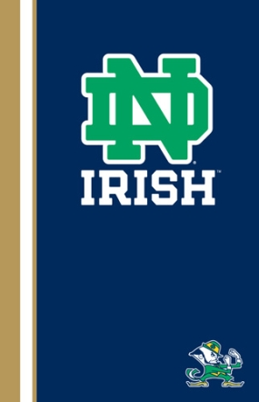 Notre Dame Fighting Irish Ultra Soft Blanket