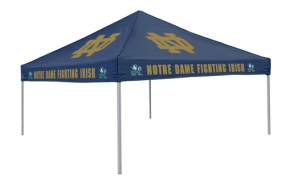 Notre Dame Fighting Irish Tailgate Tent