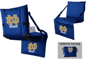 Notre Dame Fighting Irish Tri-Fold Stadium Seat