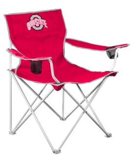 Ohio State Buckeyes Deluxe Chair