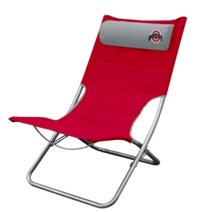 Ohio State Buckeyes Lounger Chair