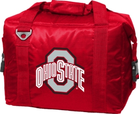 Ohio State Buckeyes 12 Pack Cooler
