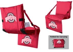 Ohio State Buckeyes Tri-Fold Stadium Seat